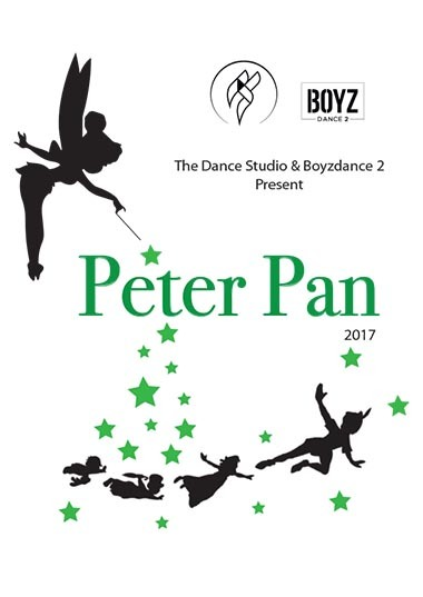 The Dance Studio - Peter Pan