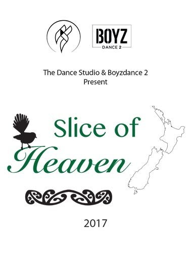 The Dance Studio - Slice of Heaven