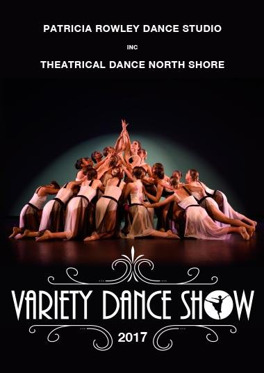 Patricia Rowley Dance / Theatrical Dance North Shore - Variety Dance Show 2017