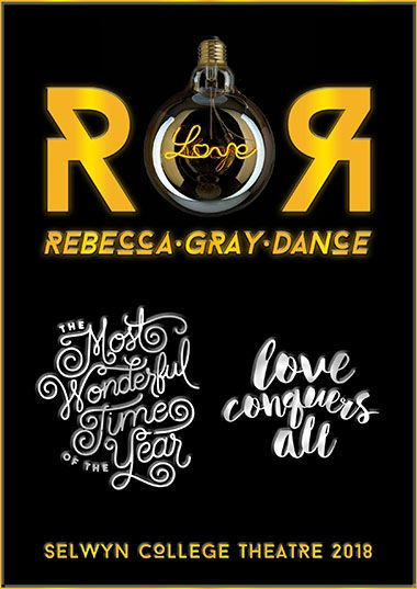 Rebecca Gray - The Most Wonderful Time of the Year / Love Conquers All