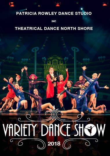 Patricia Rowley Dance / Theatrical Dance North Shore - Variety Dance Show 2018