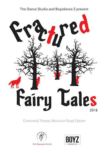 The Dance Studio - Fractured Fairy Tales