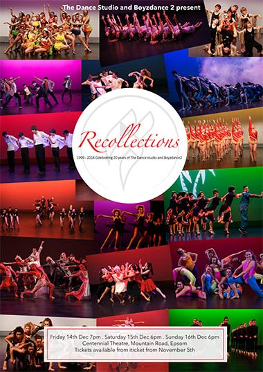 The Dance Studio - Recollections