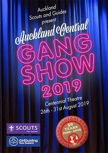 Auckland Central Gang Show 2019