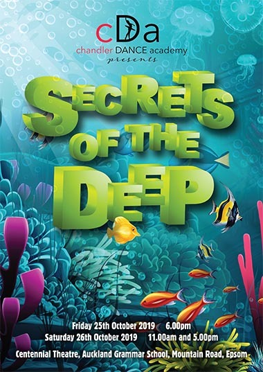 Chandler Dance Academy - Secrets of the Deep