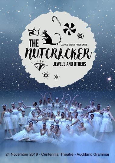 Dance West - The Nutcracker, Jewels and Others