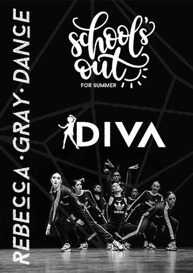 Rebecca Gray Dance - School's Out for Summer / DIVA
