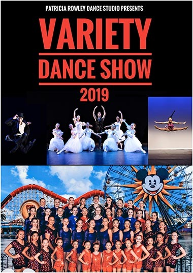 Patricia Rowley Dance / Theatrical Dance North Shore - Variety Dance Show 2019