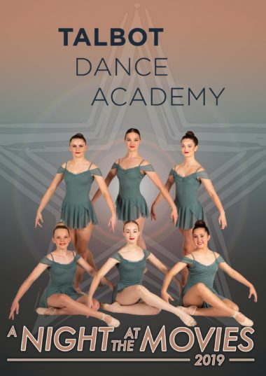Talbot Dance Academy - A Night at the Movies 2019