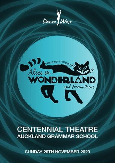 Dance West - Alice in Wonderland and Hocus Pocus
