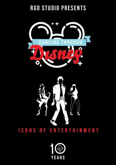 RGD - Dancing Through Disney / Icons of Entertainment