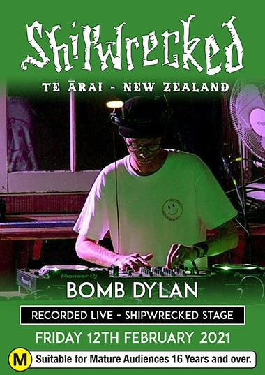 Bomb Dylan - Shipwrecked 2021
