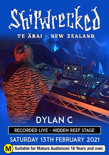 Dylan C - Shipwrecked 2021