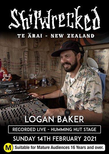 Logan Baker - Shipwrecked 2021