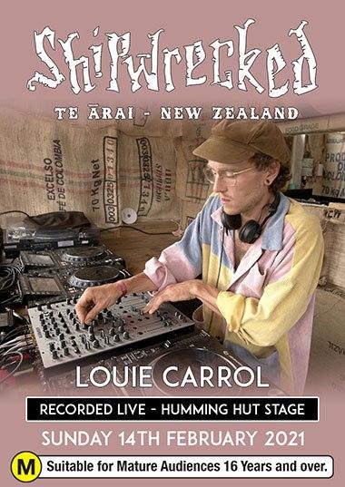 Louie Carrol - Shipwrecked 2021