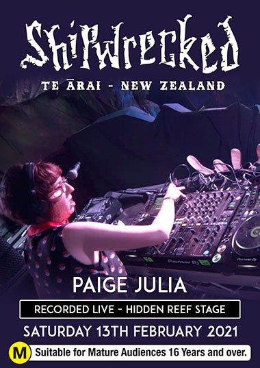Paige Julia - Shipwrecked 2021